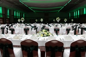 Green wedding colour