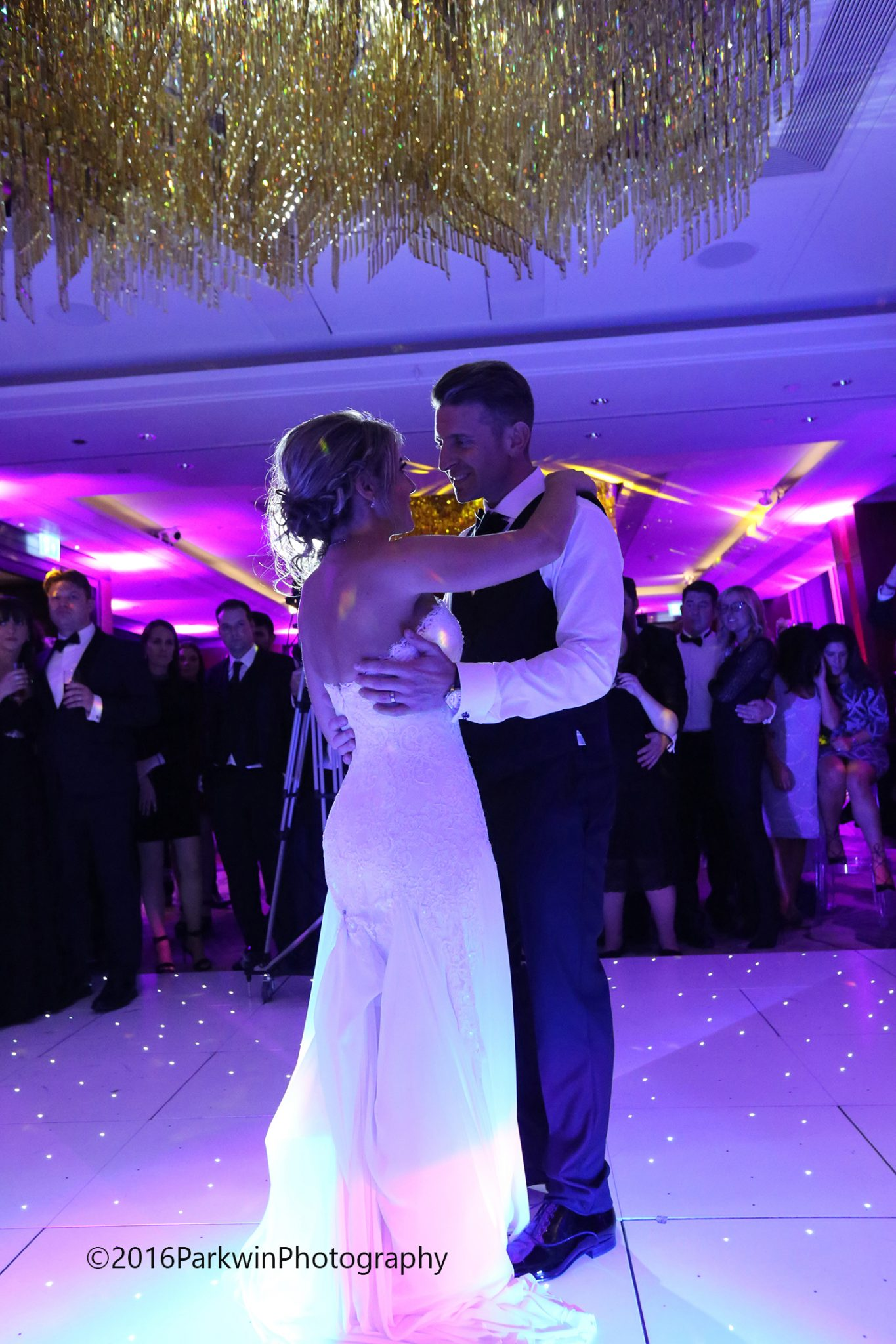 First Dance, Shangri-La Hotel, The Shard, London