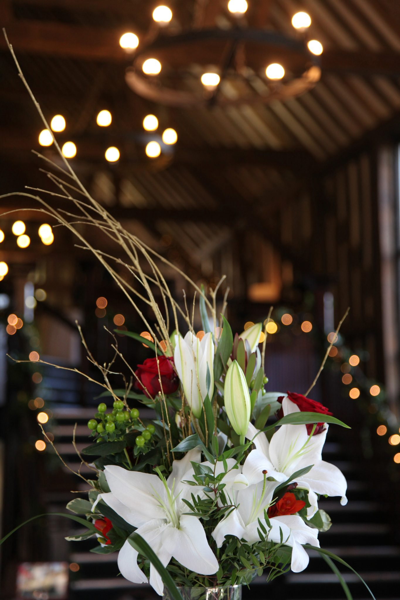 Wedding Flowers Essendon Country Club