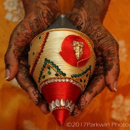 Asian wedding Mehndi