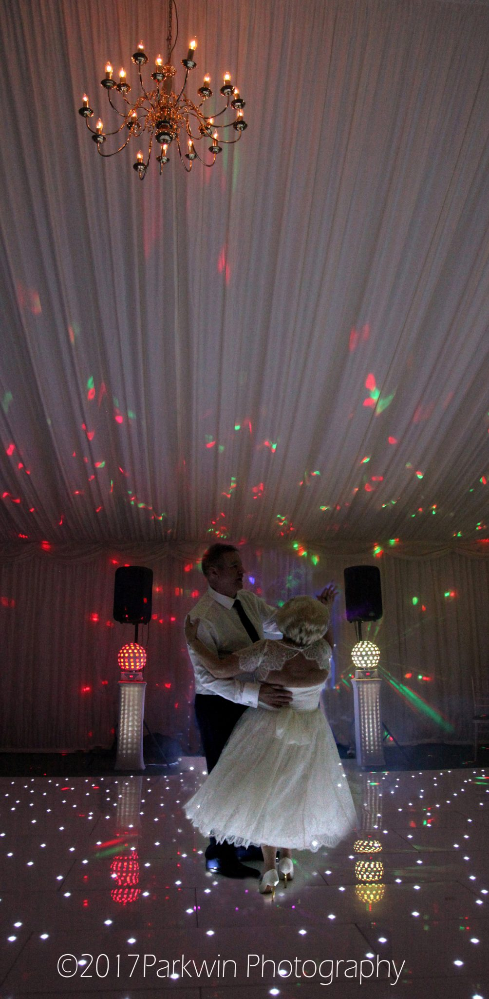 first Dance Offley Place